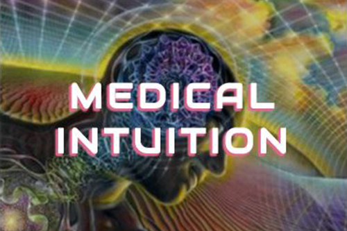 Medical Intuition session