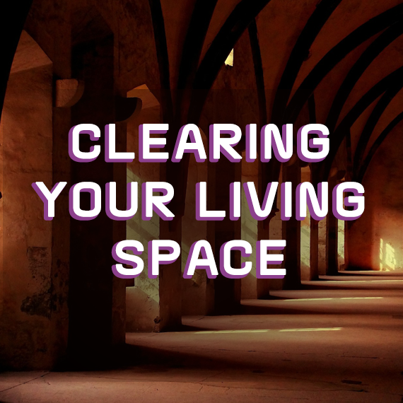 Clearing Your Living Space